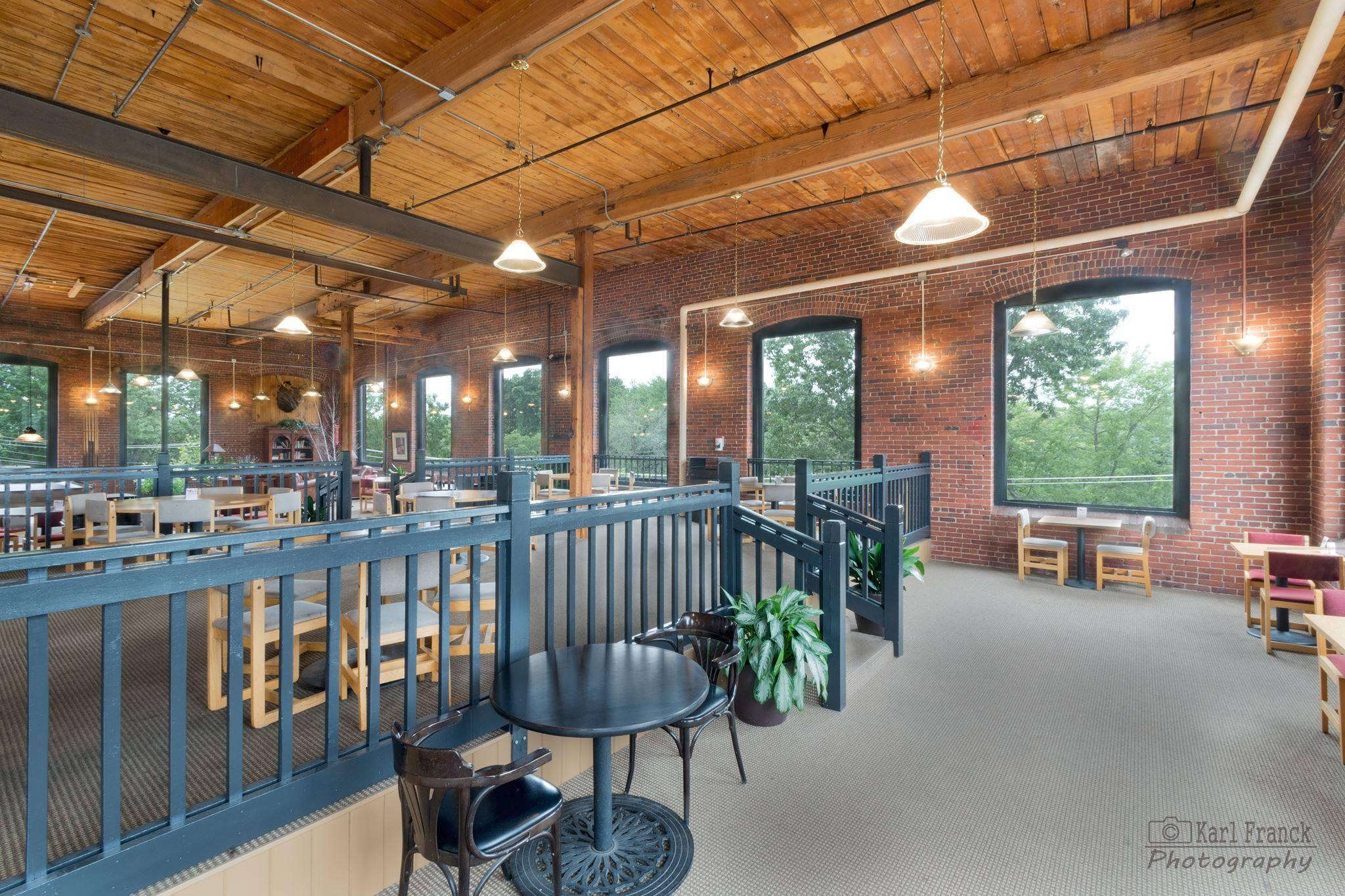 Riverview Cafe - Millyard Technology Park