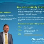 Chris Williams Reception