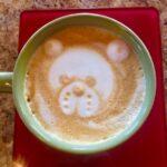 coffee art Millyard Tachnology park